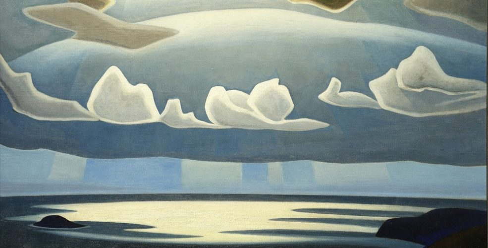 Lawren Harris Web
