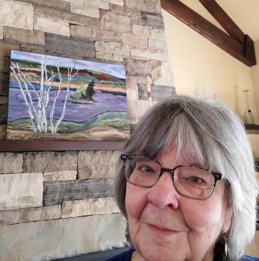Volunteer Spotlight Jane Eberhard