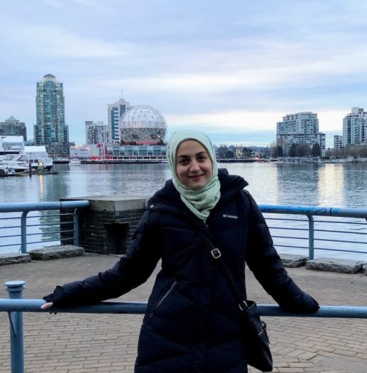 Volunteer Spotlight Nusaiba Al Azem